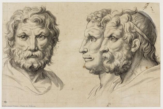lion Charles Le Brun