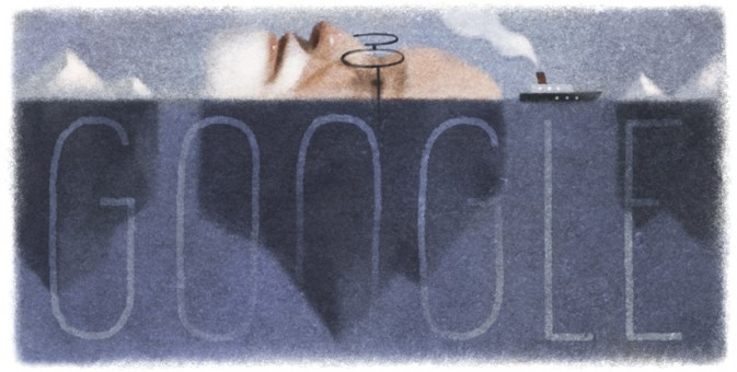 sigmund-freuds-160th-birthday-google doodle
