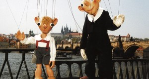 Спейбъл и Хурвинек  източник: http://www.blesk.cz/ архив: Heleny Štáchové