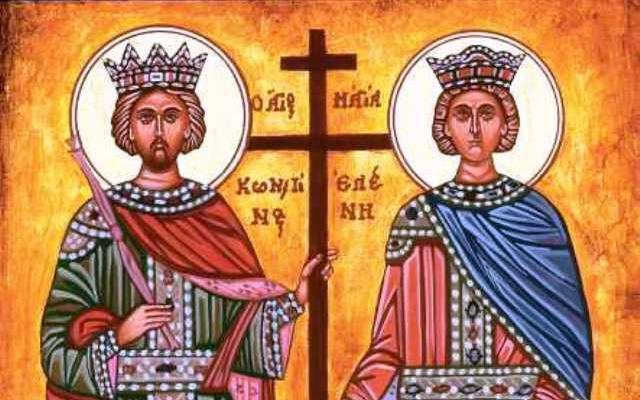 sveti  Konstantin i Elena 2