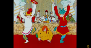 """Приказка за цар Салтан"" - анимация  Союзмультфильм (YouTube)"