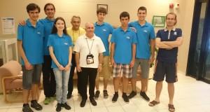 Българският национален отбор на Международната олимпиада по математика (2016)
