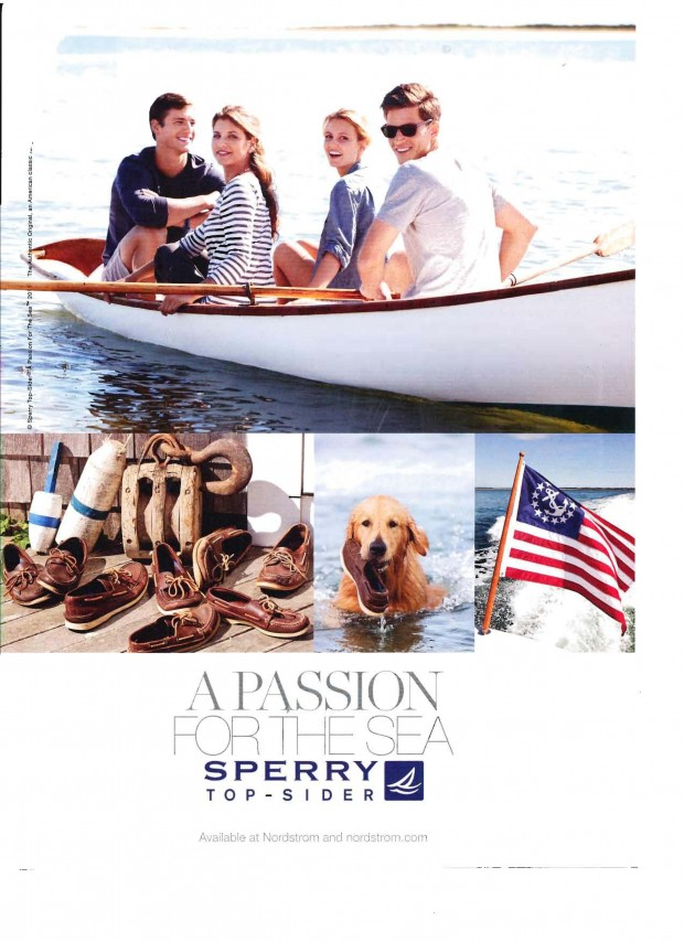 Sperry Top-Sider Shoes 2011