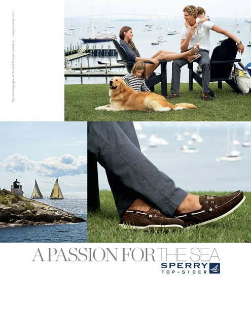 фотограф: Noe DeWitt Sperry Top-Sider Shoes