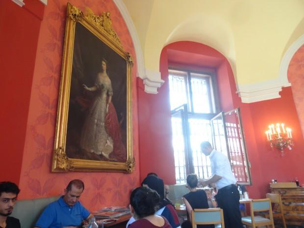 belvedere kafe restaurant