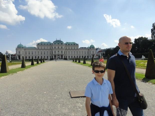 belvedere dvorec park viki evgeniy
