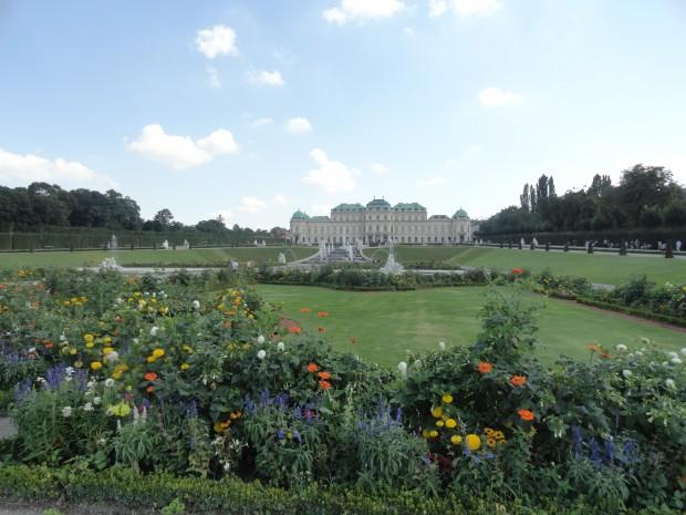 belvedere dvorez park