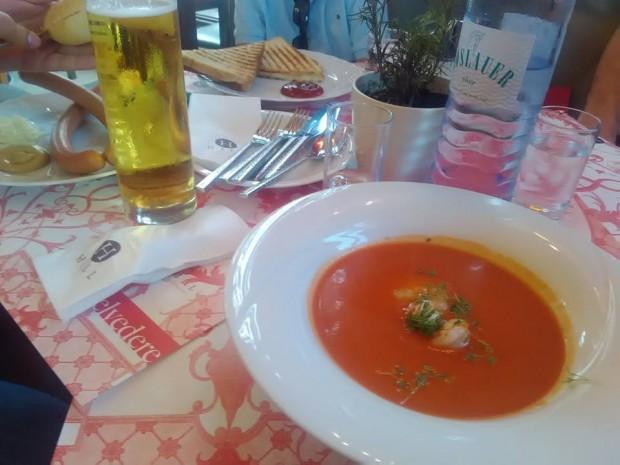 belvedere 24 restaurant supa
