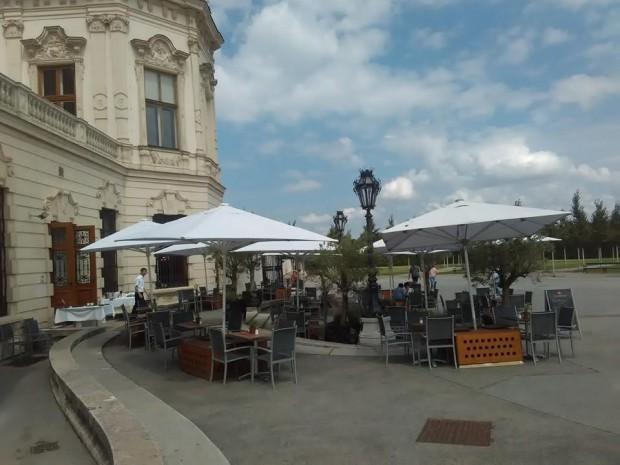 belvedere 4 cafe gradina
