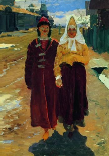 На гости (1896)