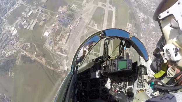 YouTube/Bulgarian Air Force