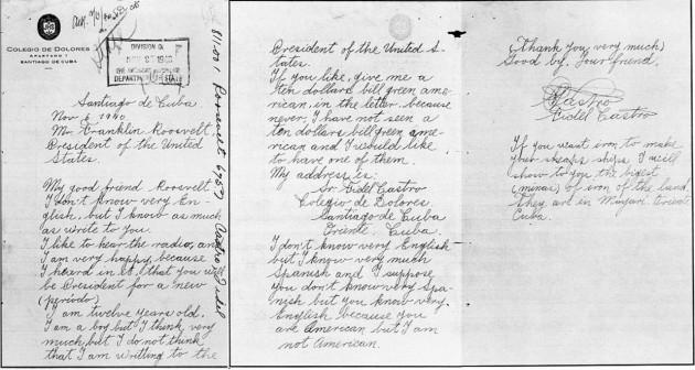 fidel-kastro-pismo-amerikanski-president