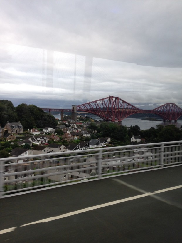 Aberdeen to Edinburgh 2