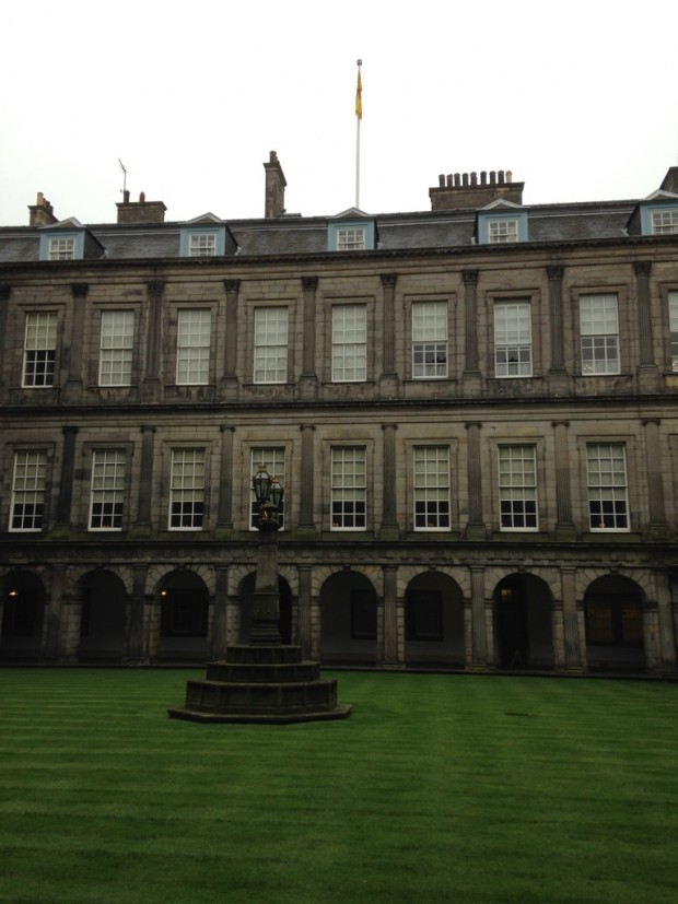 Edinburgh Holyrood House 1