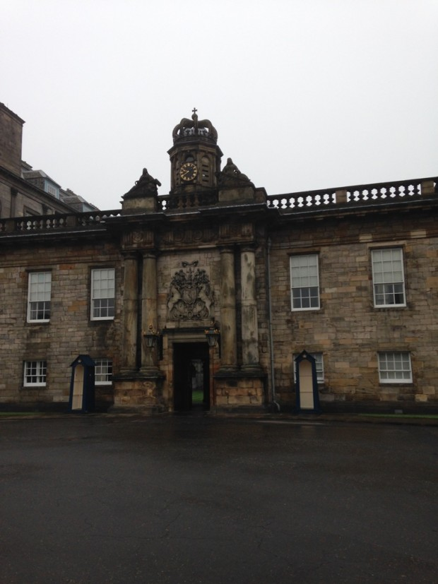 Edinburgh Holyrood House 2