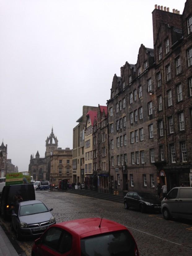 Edinburgh street 2