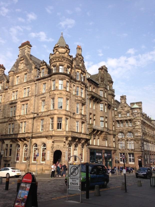 Edinburgh street 7