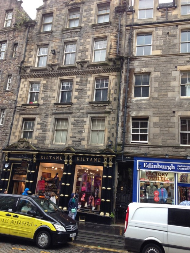 Edinburgh street 8