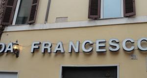 da francesco rome