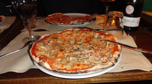 pizza da francesco 2 rome