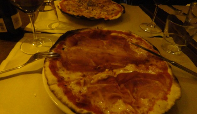 pizza da francesco 3 rome