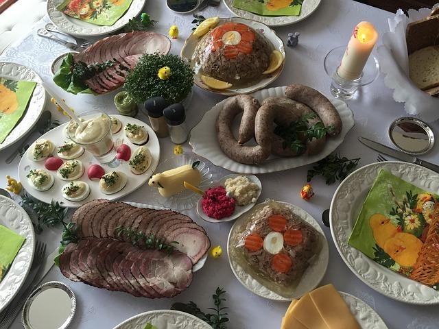 полска трапеза за Великден