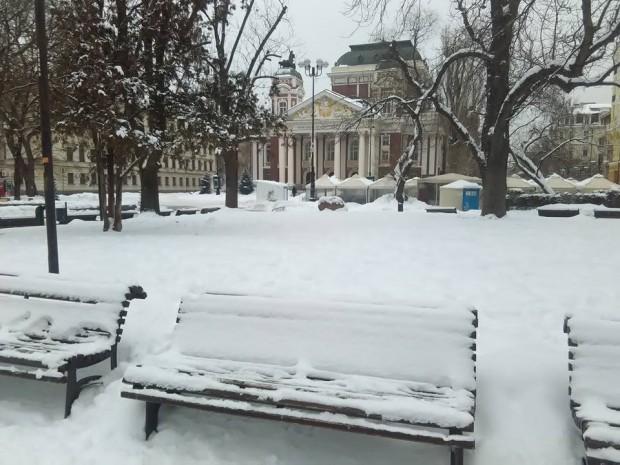 Народният театър в София