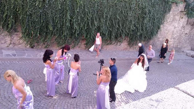 svatba plovdiv ulica