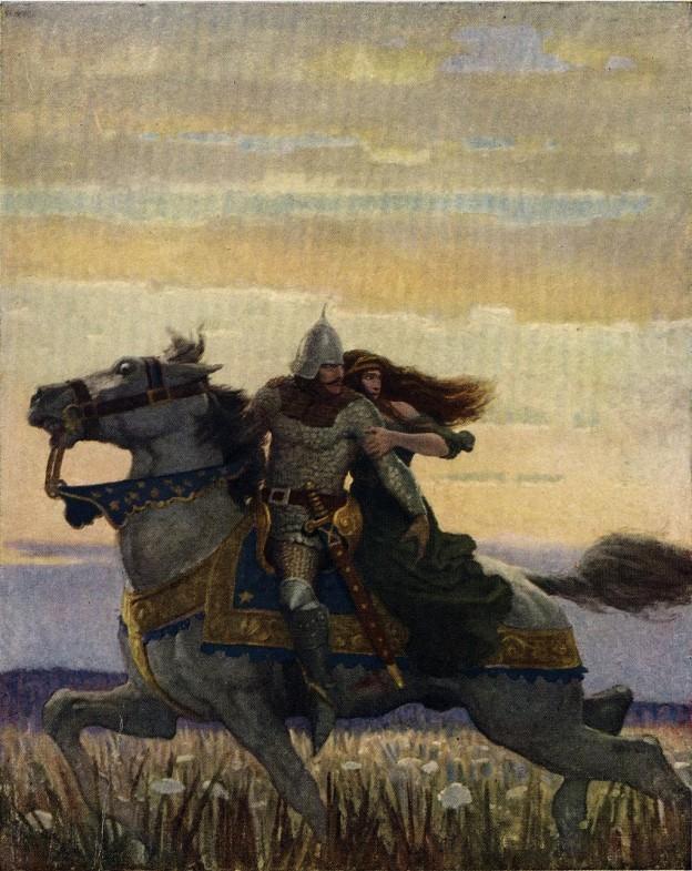 Ланселот и Гуинивир