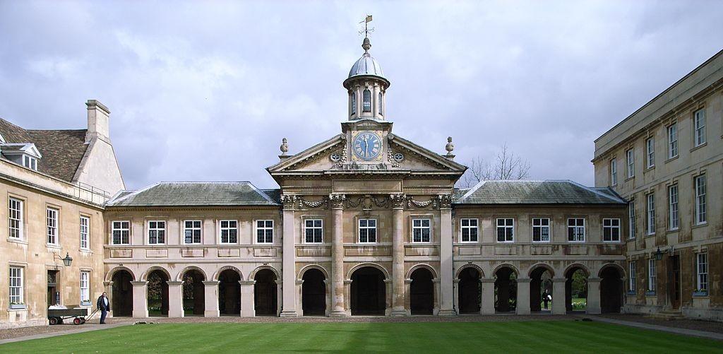 Кеймбридж, Emmanuel College източник: Steve Cadman/Wikipedia