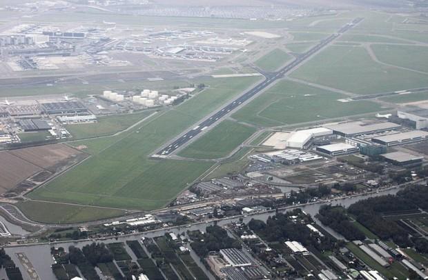 Летище Схипхол - Амстердам