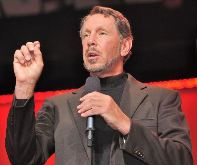 """Лари Елисън е американски бизнесмен от еврейски произход, съосновател на Oracle и дългогодишен изпълнителен директор. Според TIME Лари Елисън е най-богатият евреин в света. Цитат: """"Преживял съм всички трудности, които съпътстват успеха."""" източник: Oracle Corporate Communications/Wikipedia"""