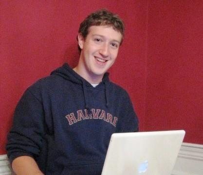 Марк Зукърбърг - съосновател на Фейсбук