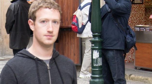 Марк Зукърбърг, съосновател на Фейсбук