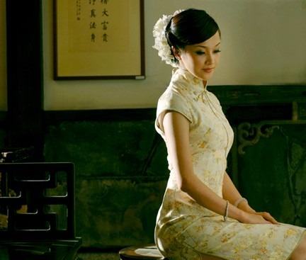 Qipao_woman