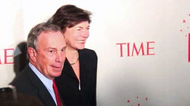 Майкъл Блумбърг е 108-ят кмет на Ню Йорк Сити. Името му фигурира сред класацията за най-заможни американци. Според TIME той е вторият най-богат евреин в света. снимка: Wikipedia