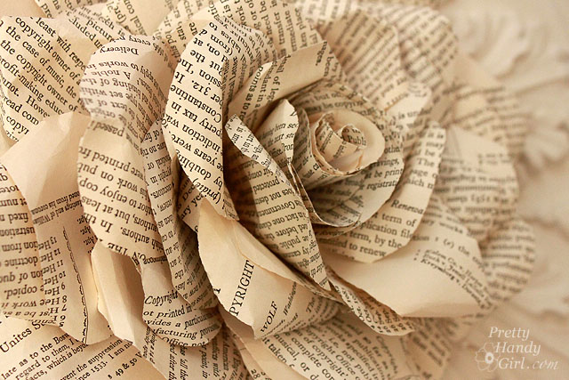 book_page_rose