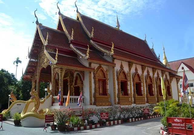 Чианг Май (Тайланд) - световната столица на дигиталните номади