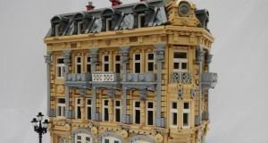 Тeteven hotel lego