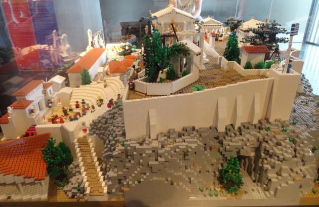 Acropol Lego 1