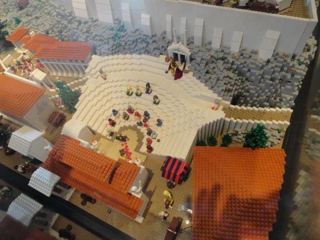 Acropol Lego 12