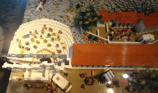 Acropol Lego 14