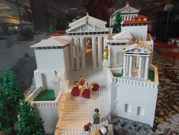 Acropol Lego 15