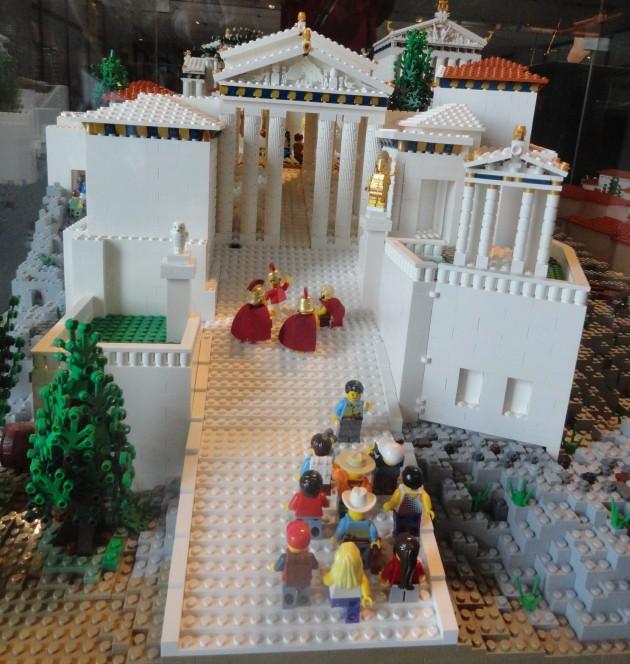 Acropol Lego 17
