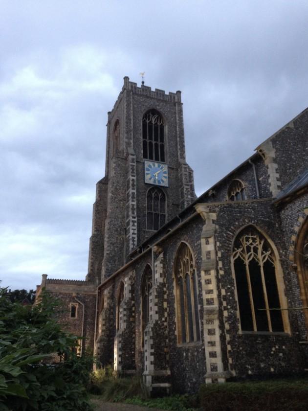 Norwich church 2