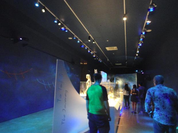 """Изложба """"Odysseys"""" - тематична ос """"Пътуването"""""""