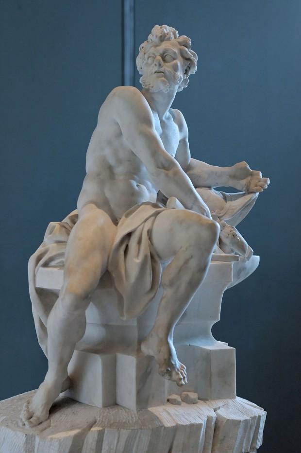 Хефест музей: Лувър