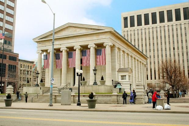 Montgomery County Courthouse източник: Уикипедия