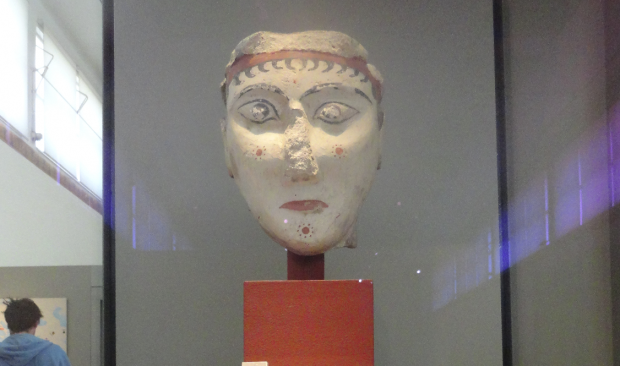 mikenska glava na jena