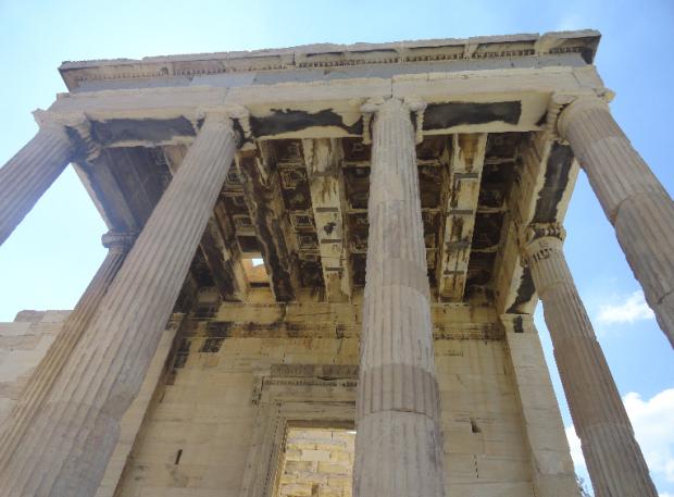 erehteyon acropol yonijski koloni
